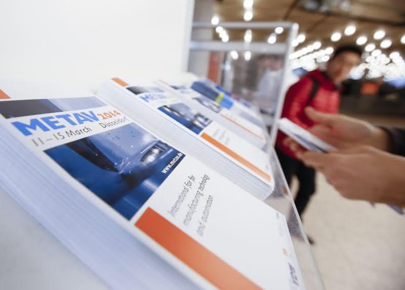 Metav 2014 zählt weniger Aussteller und Besucher: VDW zieht dennoch ein positives Fazit