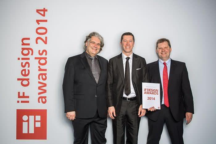 iF product design award 2014: Neues Laborflaschensystem der DURAN Group wurde ausgezeichnet