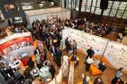 Neue Karriereperspektiven entdecken: jobvector career day in München