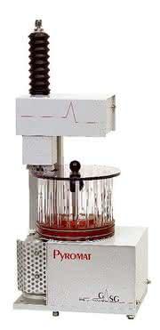 Polymer-Analytik: Curie-Punkt-Pyrolysator