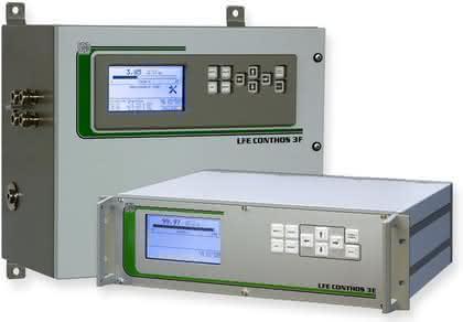 Prozess-Gasanalysatorserie CONTHOS: Prozess-Gasanalysator
