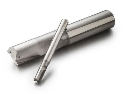 Schaftfräser: CFK-Komponenten besäumen