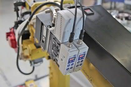 Vakuum-Erzeuger: Dünne Bleche sicher transportieren