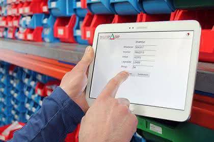 ERP-System-Apps: Daten via Smartphone erfassen