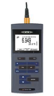 Für pH, Leitfähigkeit und gelösten Sauerstoff: Einzelparameter-Taschengeräte