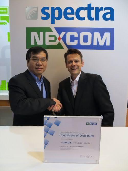 Multi Media Solutions: Spectra wird Exklusiv-Partner von Nexcom