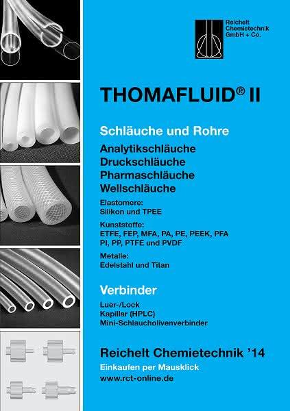 Handbuch THOMAFLUID®-II: Schläuche und Verbinder