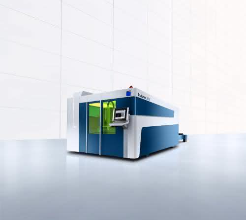 Festkörperlasertechnologie: Edelstahl prozesssicher schneiden