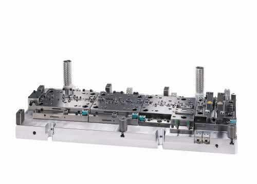 CAD/CAM-Lösung: Stanzwerkzeuge schneller konstruieren