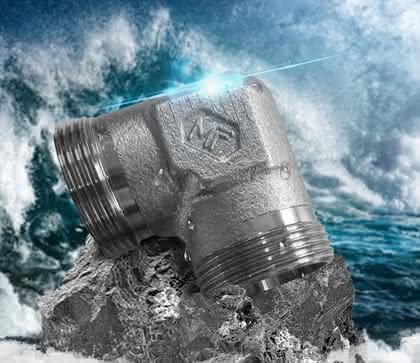 Rohrverschraubungen: Mit neuer Zink-Nickel-Beschichtung