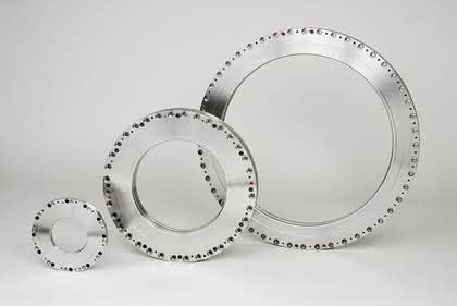 Pneumatische Klemmen: Extrem kompakt gebaut