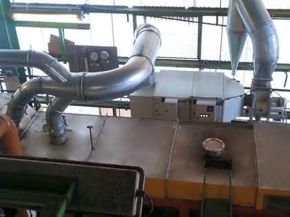 Rauchabsaugung: Schadstoffpartikel elektrostatisch abscheiden
