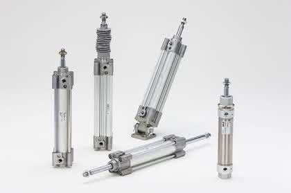 ISO-Zylinder: Flexibel einsetzbar