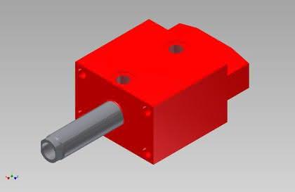 Kernzugzylinder von Hydropneu: Energieoptimierte Einheit