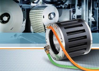 Einbau-Torquemotoren: Kühle Sache