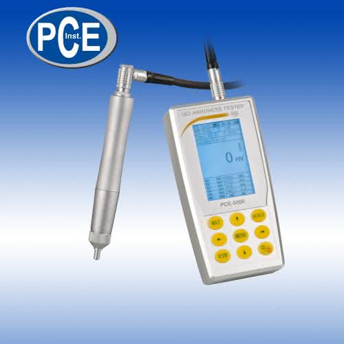 Härteprüfgerät PCE-5000 von PCE Deutschland