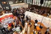 Neue Karriereperspektiven entdecken: Der jobvector career day für Naturwissenschaftler & Ingenieure