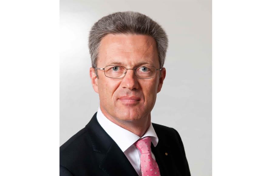 Beckmann übernimmt Region Süd:: Dritter Chef bei GLS