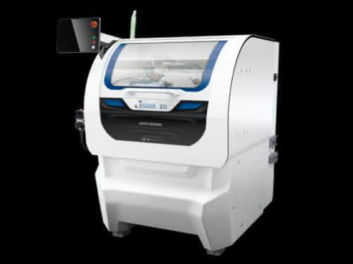 Nortec: Außenrundschleifmaschine mit dynamischen Achsantrieben