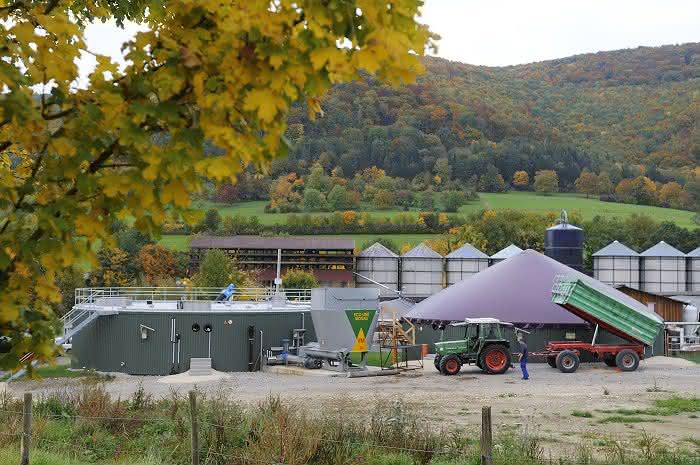 Energie, Designdünger, Basischemikalien: Biogasanlagen sollen nicht nur Energie produzieren