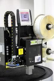 Druckspender Legi-Air 4050 M: Intergriert sich leicht in bestehende Prozesse
