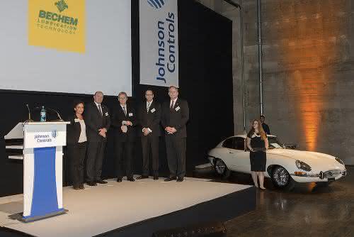 Leadership Award für maßgeschneiderte Lösungen: Bechem erhält Auszeichnung von Johnson Controls