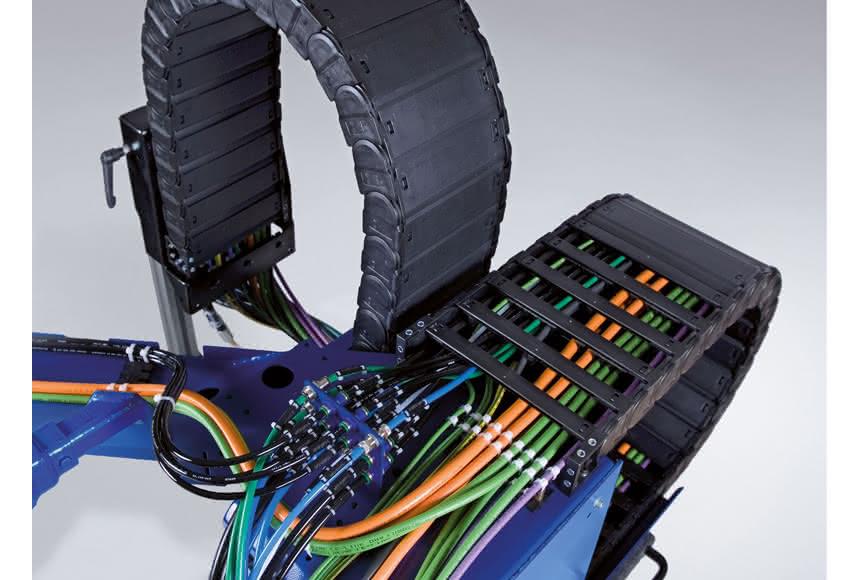 Kabelkonfektionierung:: Voll getestete Kette