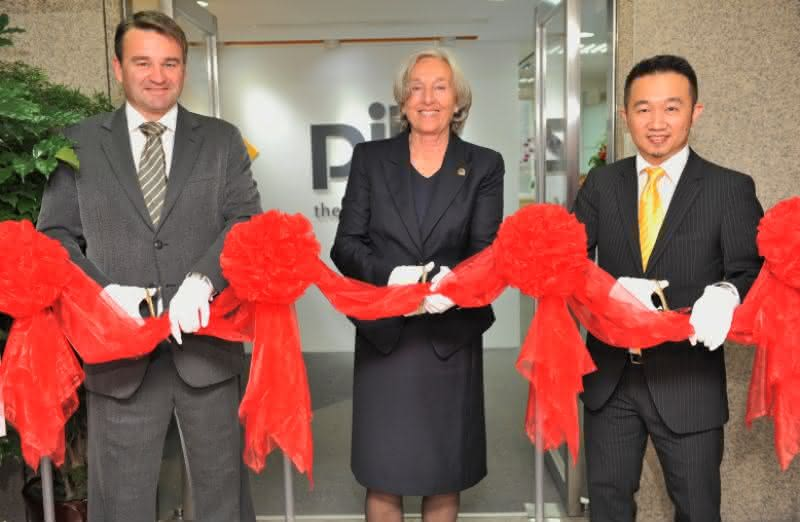 Sicherheitsbewusstsein schärfen: Pilz eröffnet Tochtergesellschaft in Taipeh
