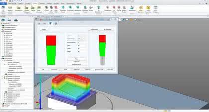 Software: ZW3D verbessert die Werkzeugverwaltung im CAM