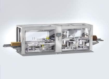 Verpackungsmaschine für diverse Packstile: Ergonomie in Hygiene-Design