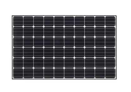 Solarmodul: Lange Leistungsgarantie