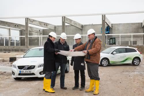 Standort Erlangen: Siemens baut neue Fertigung für Umrichter