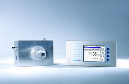 Reinigungsbadkontrolle: Inline messen