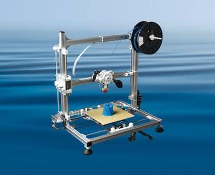 3D-Drucker: Bauteile selbst herstellen