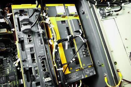 CNC-Steuerung: Energieverbrauch dezidiert darstellen