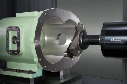 Zylinderkopfbearbeitung: Präzise geschlichtet