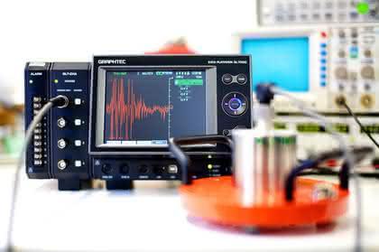 Beschleunigungsmodul: Zur Vibrationsmessung