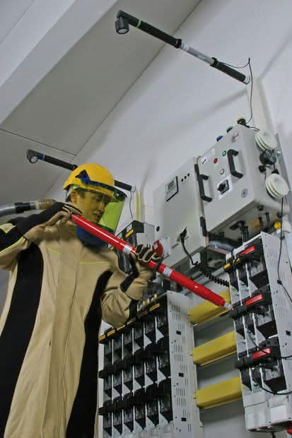 Störlichtbogenschutzsystem: Kurze Abschaltzeiten