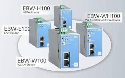 EBW-Router: Jetzt auch WLAN