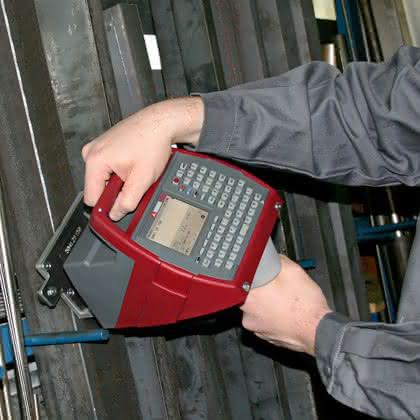 CNC-Handmarkiersystem: Mit stabiler Mechanik