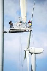 Sicherheitsbremsen: Kalte Windstopper