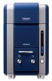 Elektronenmikroskop: REM-Aufnahmen und Mikroanalysen in Minuten