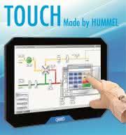 Hummel: Industrielle Touchsysteme