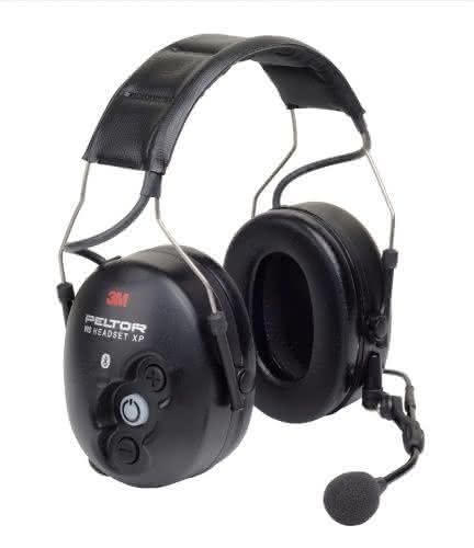 A+A 2013: Gehörschutz-Headsets mit Bluetooth