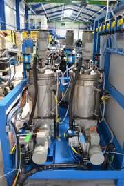 Vakuum-Dosierung: Neue Tauchpumpen-Lösung