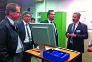 Ost-Maschinenbauer im Dialog: Praxis trifft Ausbildung