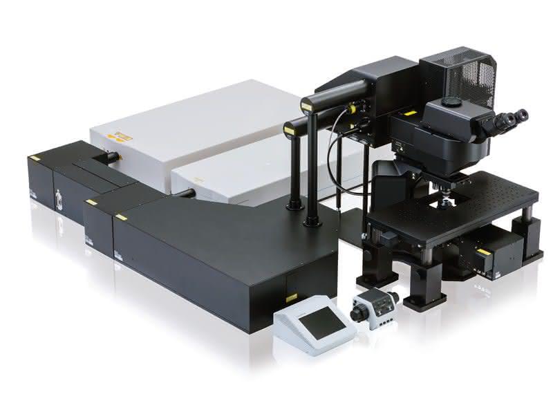 Deep-Imaging-Mikroskopie: High-Speed-Multiphotonen-System