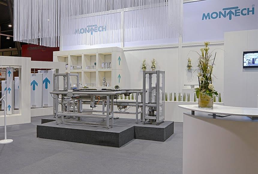 Montech ab 2014 mit neuen Bändern:: Mehr Fläche, mehr Effizienz