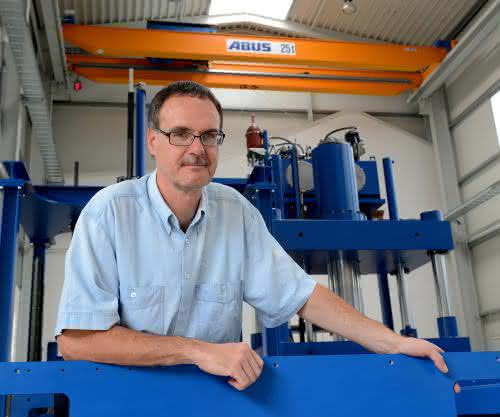 In 5. Generation: Rucks Maschinenbau feiert 170-jähriges Bestehen