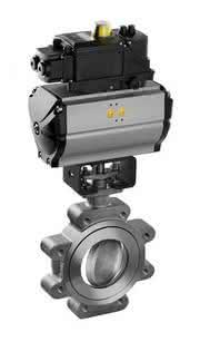 Armaturensteuerung: Stellungsregler für pneumatische Schwenk- und Linearantriebe